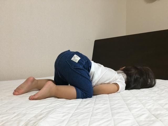 寝方,腰痛