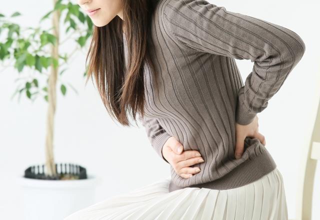 生理,腰痛,原因